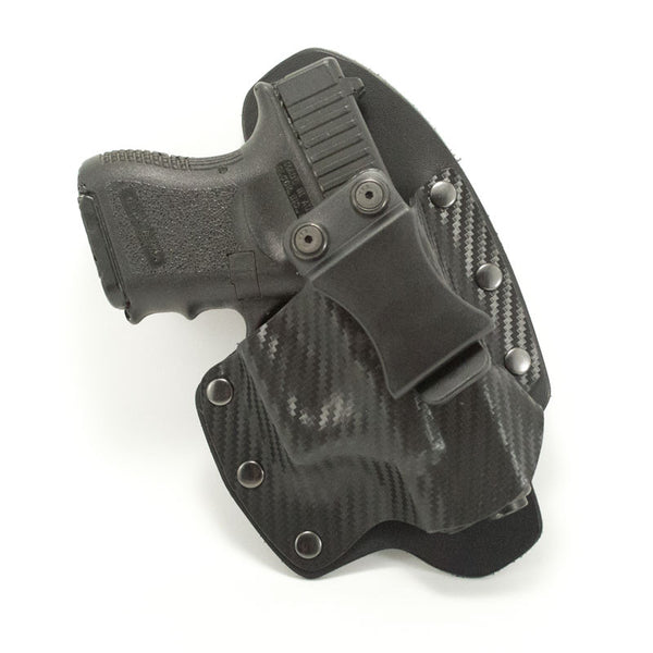 Inside the Waistband Hybrid Leather and Kydex Holster