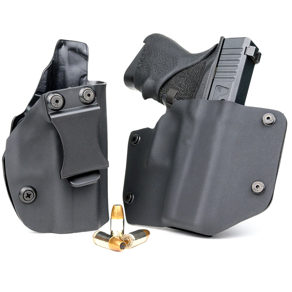 Combo Kits - IWB & OWB - All Kydex