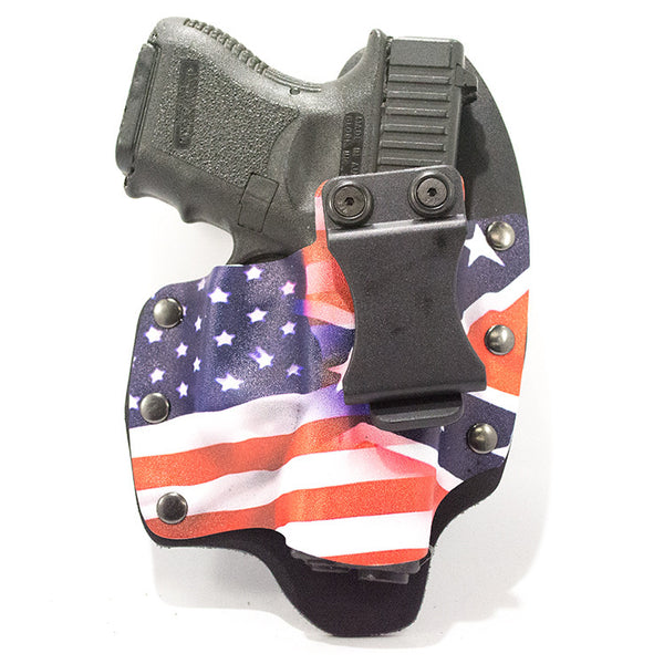 NT IWB - Confederate USA Flag