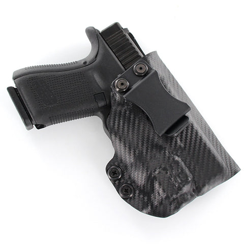 IWB - TACTICAL KIT - Black Carbon Fiber