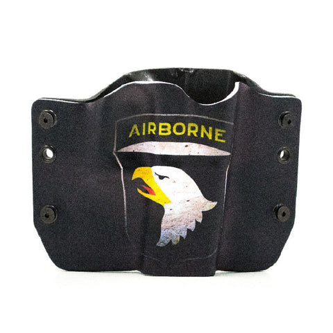 Image of Airborne Eagle on Kydex Gun Holster