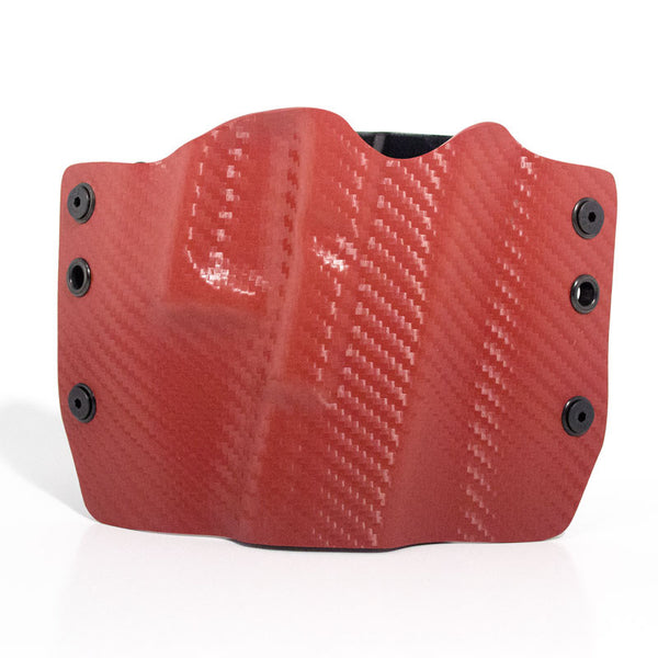 OWB - Carbon Fiber Blood Red