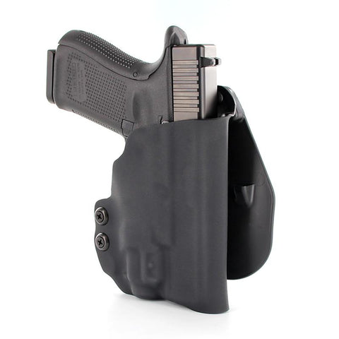OWB - TACTICAL - PADDLE HOLSTER KIT - Matte Black