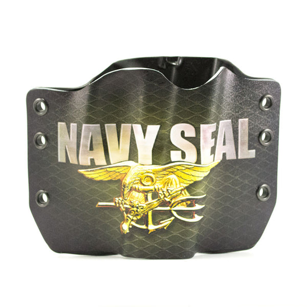 Navy Seal Logo on Kydex Holster