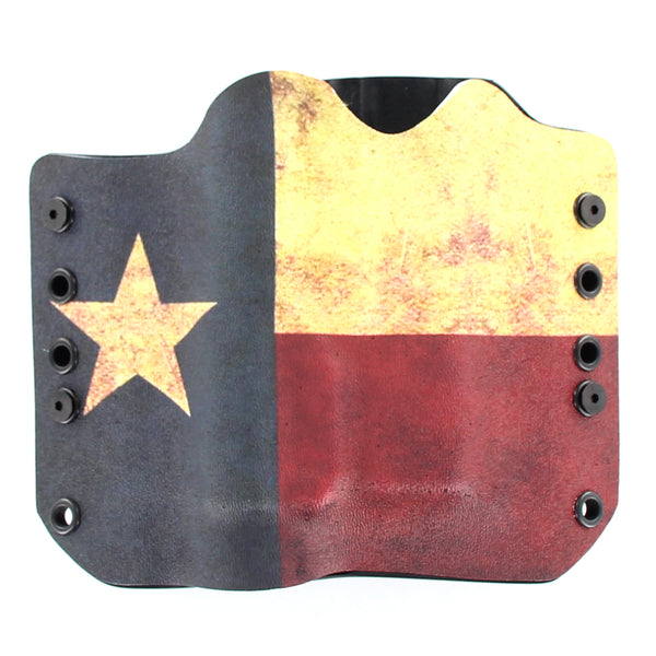 OWB TACTICAL - TEXAS Flag