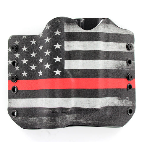 OWB TACTICAL - USA Thin Red Line