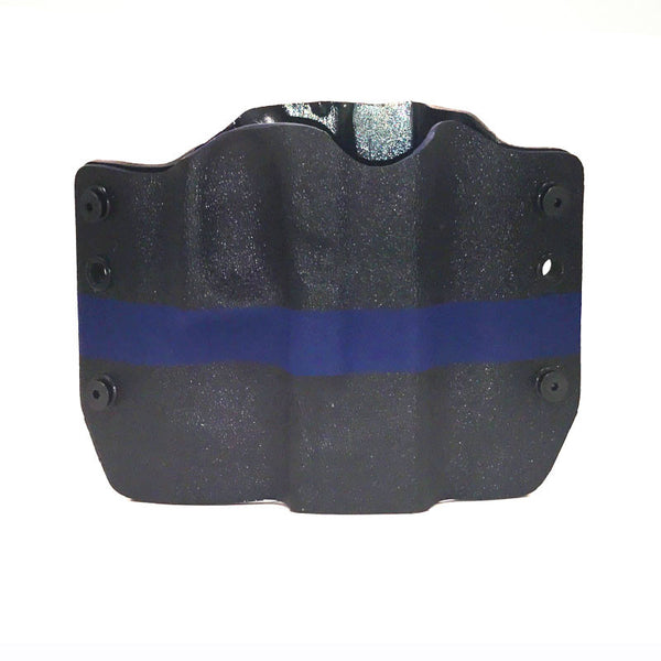 Image of Thin Blue Line on Kydex Gun Holster