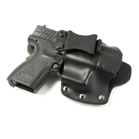IWB - Hybrid (Non-Tuckable) - Matte Black