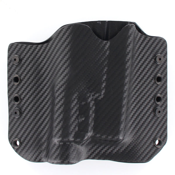 Black Carbon Fiber TACTICAL HOLSTER