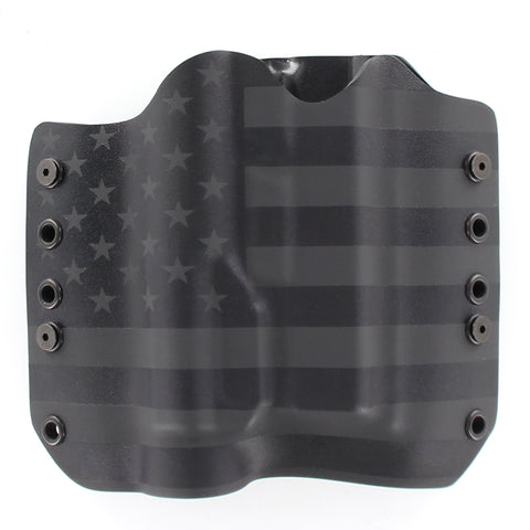 USA Stealth Black TACTICAL HOLSTER
