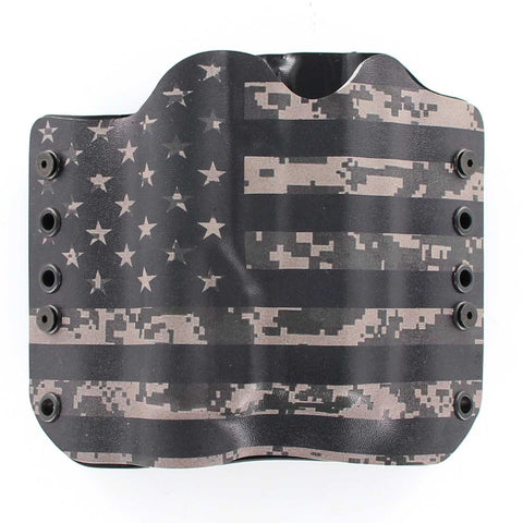 USA Gunmetal Gray TACTICAL HOLSTER
