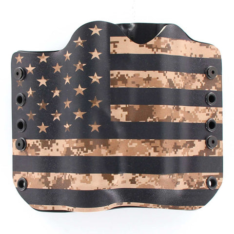 USA Digital Tan TACTICAL HOLSTER