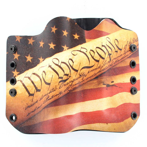 We The People Tan TACTICAL HOLSTER