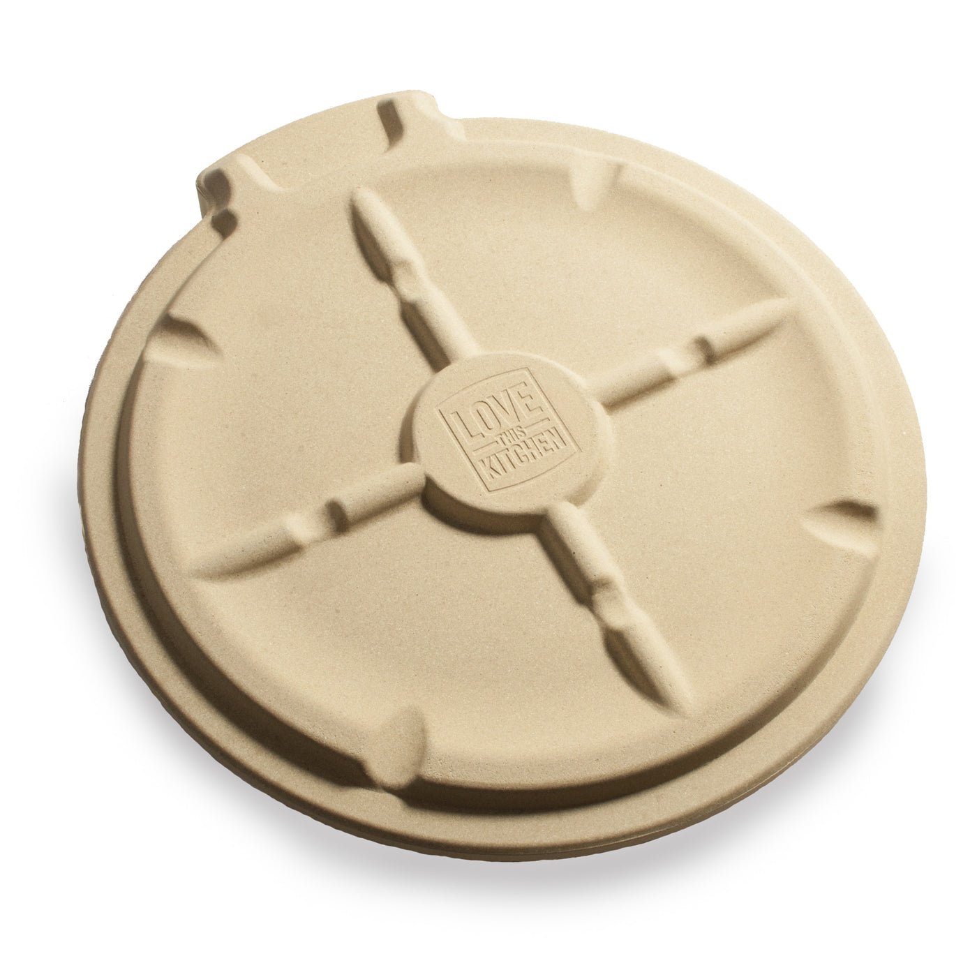 The Ultimate Pizza Stone 16 Round Great For Baking Pizza Cookies Lovethiskitchen