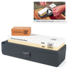 Premium Knife Sharpener Stone Kit 800/3000 Grit | For All Kitchen & Outdoor Knives