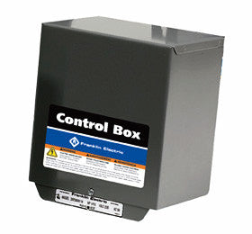 Franklin Electric QD Control Box 1.5 HP 230v.