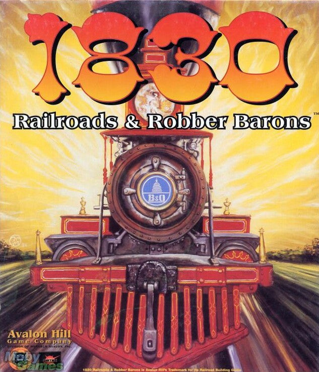 1830 RAILROADS & ROBBER BARONS +1Clk Windows 10 8 7 Vista XP Install