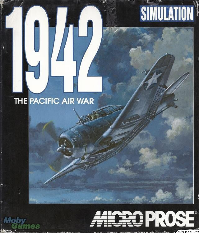 1942 THE PACIFIC AIR WAR +1Clk Windows 10 8 7 Vista XP Install
