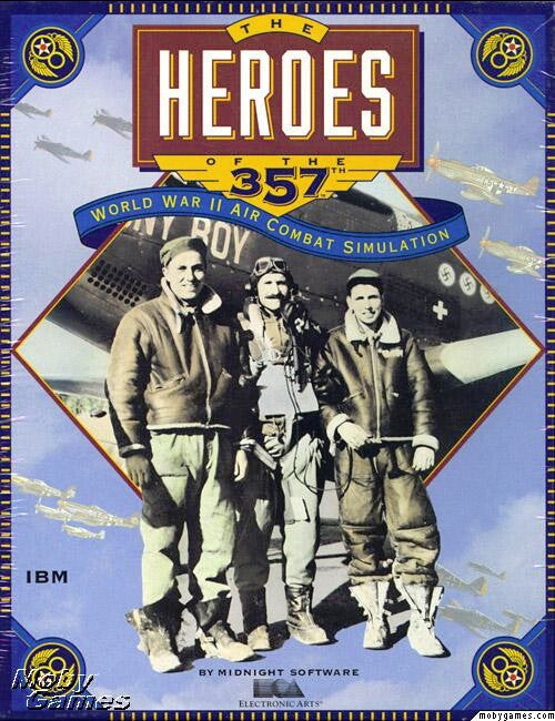 HEROES OF THE 357TH +1Clk Windows 10 8 7 Vista XP Install