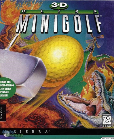 3D ULTRA MINIGOLF +1Clk Windows 10 8 7 Vista XP Install