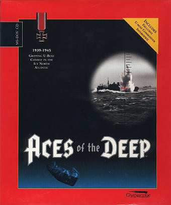 ACES OF THE DEEP +1Clk Windows 10 8 7 Vista XP Install