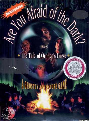ARE YOU AFRAID OF THE DARK +1Clk Macintosh OSX Install