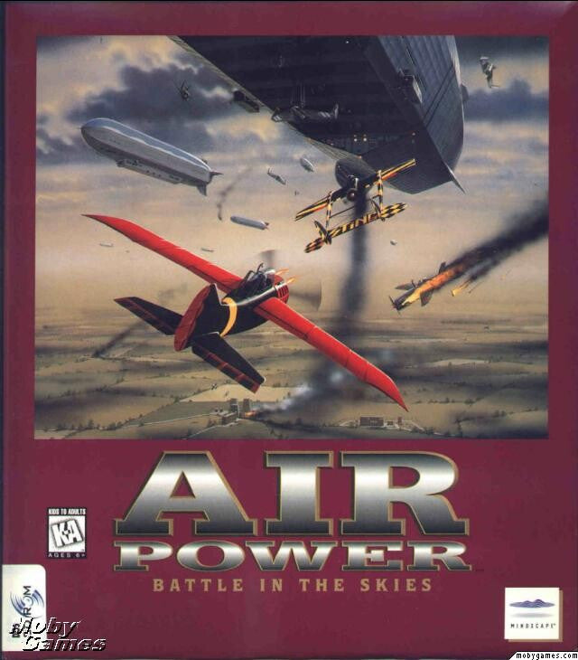 AIR POWER: BATTLE IN THE SKIES +1Clk Windows 10 8 7 Vista XP Install