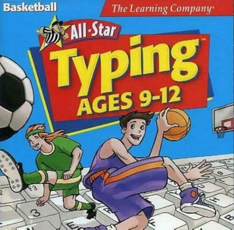 ALL-STAR SLAM DUNK TYPING BASKETBALL +1Clk Windows 10 8 7 Vista XP Install