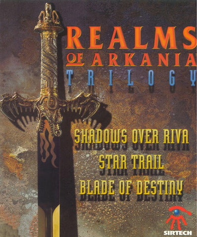REALMS OF ARKANIA TRILOGY +1Clk Windows 10 8 7 Vista XP Install