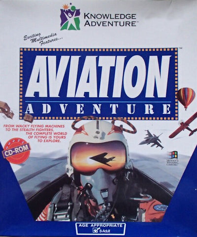 AVIATION ADVENTURE +1Clk Windows 10 8 7 Vista XP Install