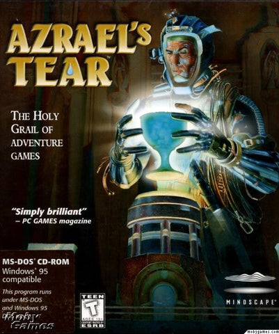 AZRAEL'S TEAR +1Clk Windows 10 8 7 Vista XP Install