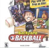 BACKYARD BASEBALL 2003 +1Clk Windows 10 8 7 Vista XP Install