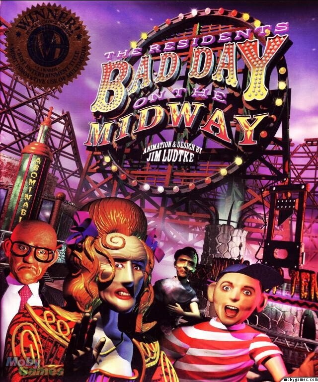 BAD DAY ON THE MIDWAY RESIDENTS PC GAME +1Clk Macintosh OSX Install