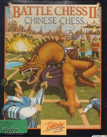 BATTLE CHESS II CHINESE CHESS +1Clk Windows 10 8 7 Vista XP Install
