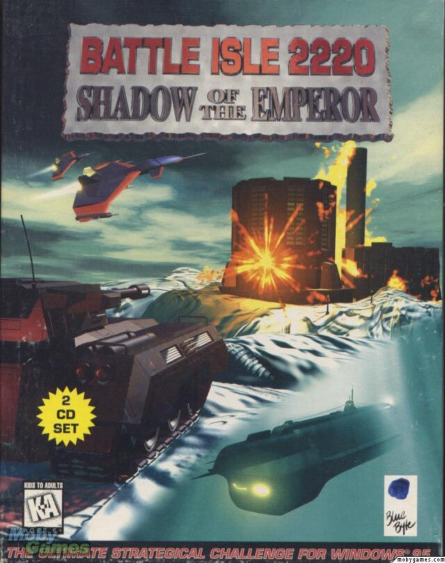 BATTLE ISLE 3 SHADOW OF THE EMPEROR +1Clk Windows 10 8 7 Vista XP Install