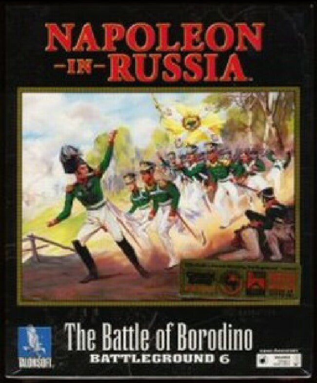 BATTLEGROUND 6 NAPOLEON IN RUSSIA +1Clk Windows 10 8 7 Vista XP Install