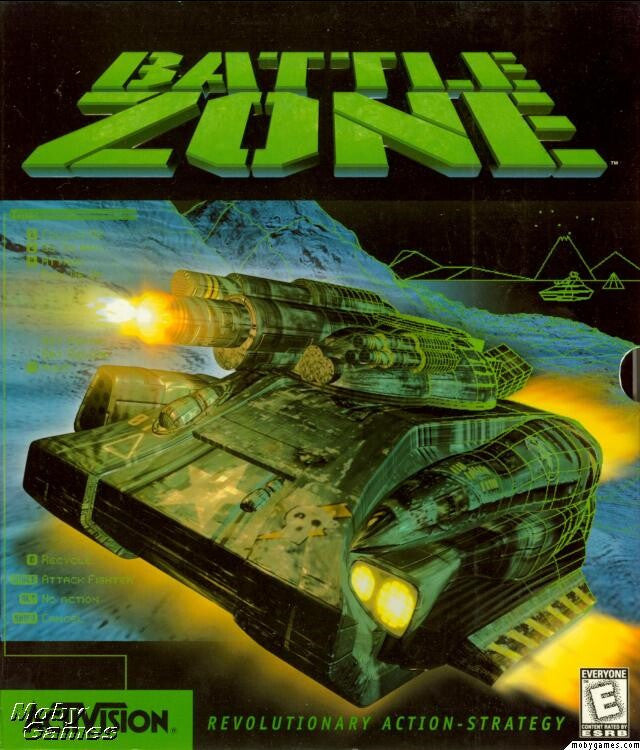 BATTLEZONE 1 PC GAME +1Clk Windows 10 8 7 Vista XP Install
