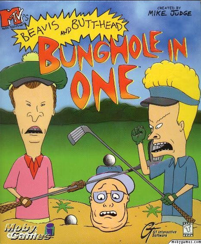 BEAVIS & BUTTHEAD HOLE IN ONE PC GAME +1Clk Windows 10 8 7 Vista XP Install