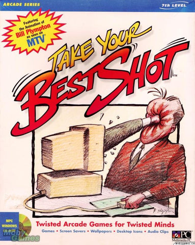 TAKE YOUR BEST SHOT PC GAME 7TH LEVEL +1Clk Windows 10 8 7 Vista XP Install