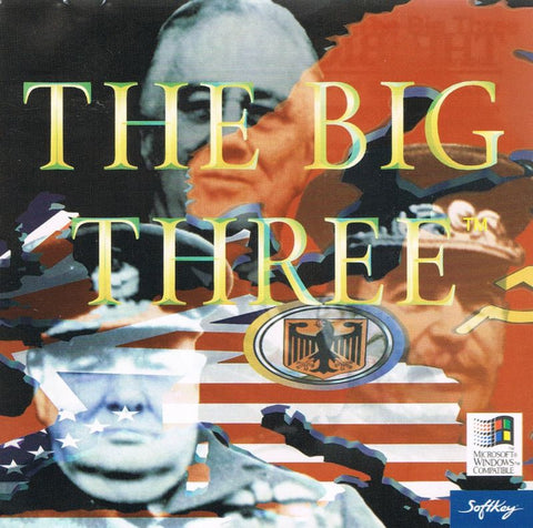 THE BIG 3 PC GAME 1995 +1Clk Windows 10 8 7 Vista XP Install