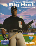 FRANK THOMAS BIG HURT BASEBALL +1Clk Windows 10 8 7 Vista XP Install
