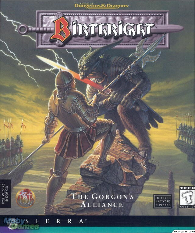 BIRTHRIGHT THE GORGON'S ALLIANCE +1Clk Windows 10 8 7 Vista XP Install