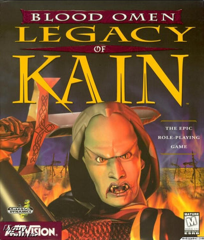 BLOOD OMEN THE LEGACY OF KAIN +1Clk Windows 10 8 7 Vista XP Install