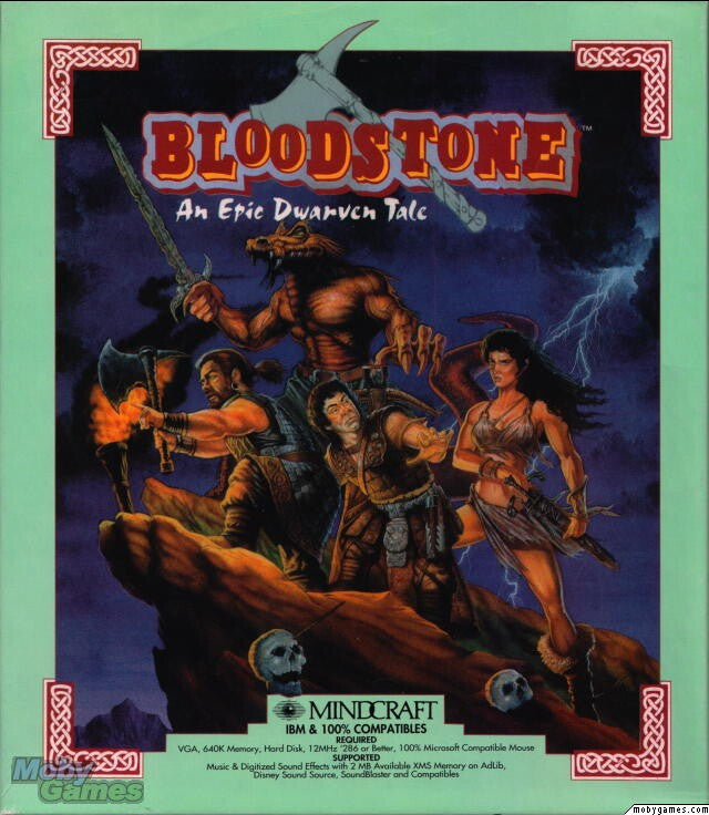 BLOODSTONE RPG +1Clk Windows 10 8 7 Vista XP Install