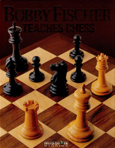 BOBBY FISCHER TEACHES CHESS PC GAME +1Clk Windows 10 8 7 Vista XP Install