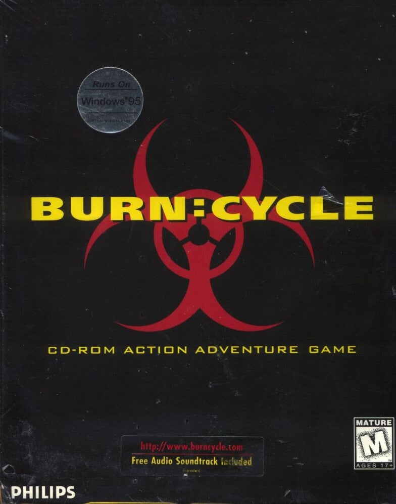 BURN:CYCLE +1Clk Windows 10 8 7 Vista XP Install