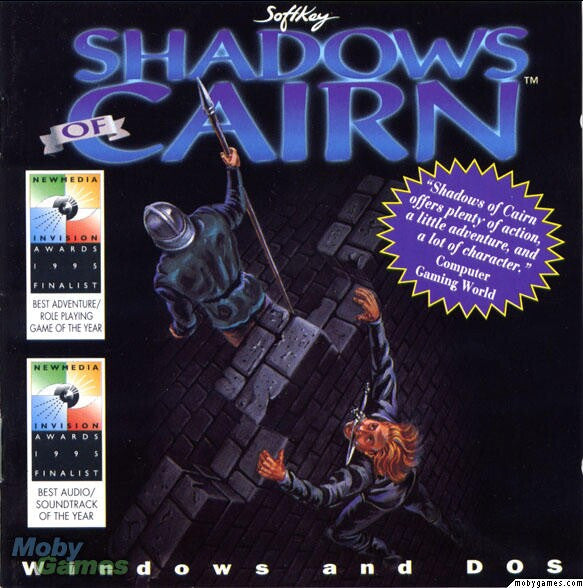 SHADOWS OF CAIRN +1Clk Windows 10 8 7 Vista XP Install