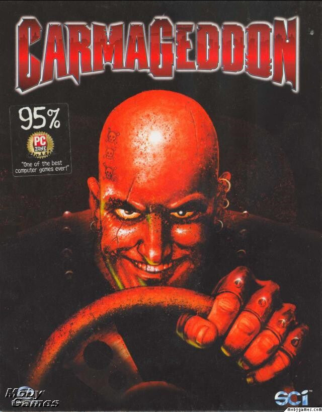 CARMAGEDDON & SPLAT PACK +1Clk Windows 10 8 7 Vista XP Install