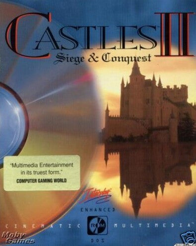 CASTLES II SIEGE & CONQUEST +1Clk Windows 10 8 7 Vista XP Install