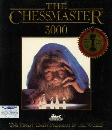 CHESSMASTER 3000 +1Clk Windows 10 8 7 Vista XP Install